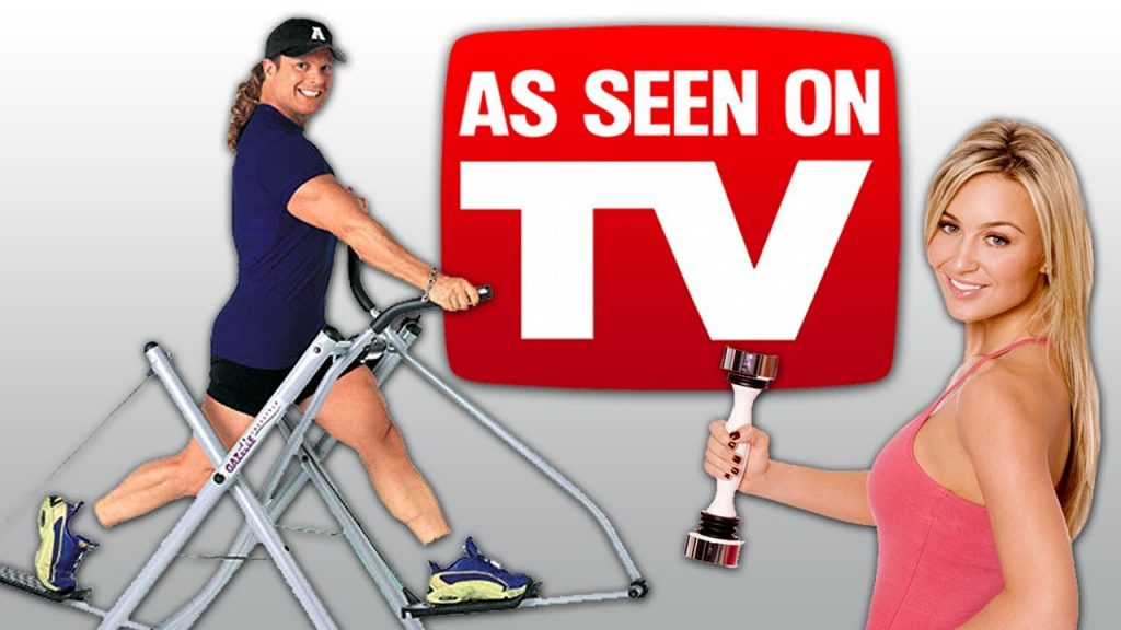 As Seen On TV Infomercials